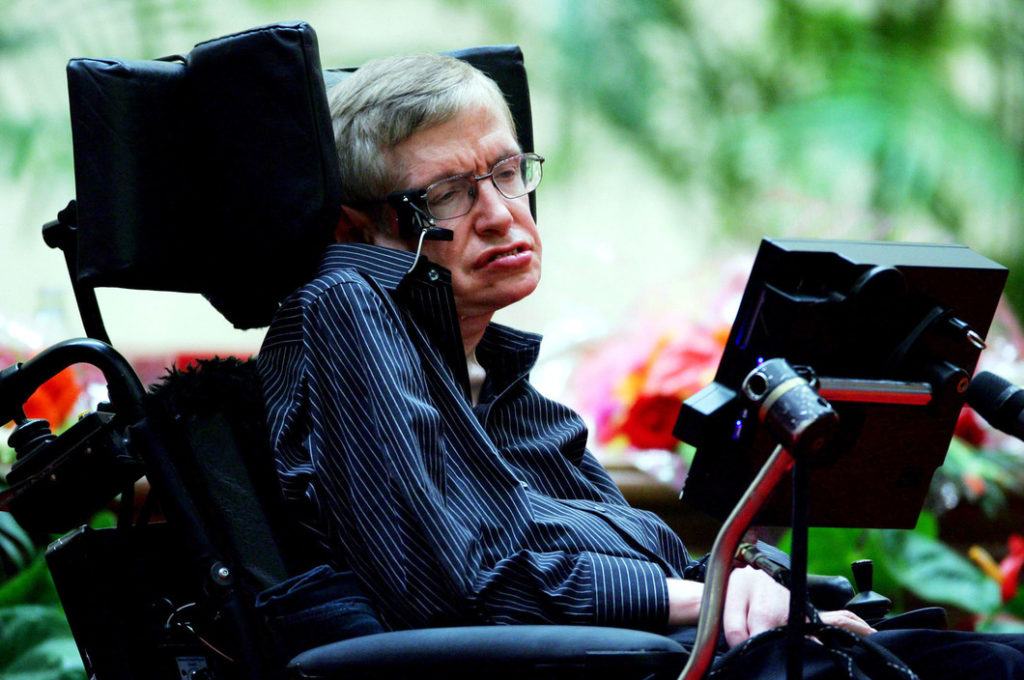 Стивен Уильям Хокинг (Stephen William Hawking)