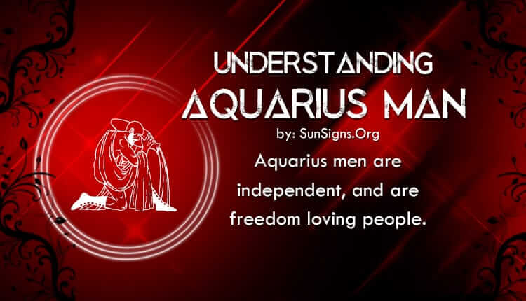 understanding aquarius man